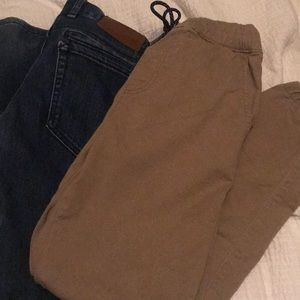 Bundle deal galore quicksilver jeans and free pair
